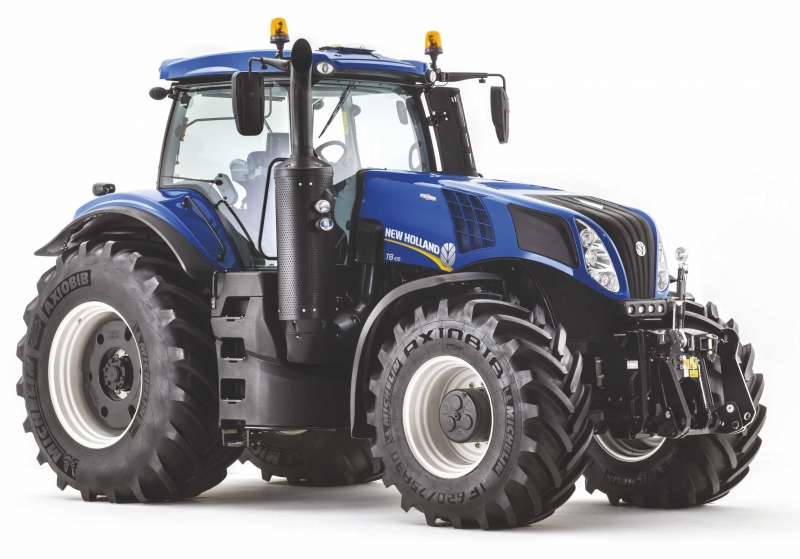 Трактор Т 8.410 New Holland