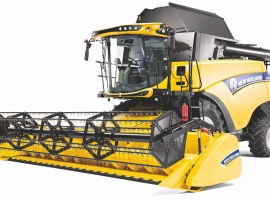 Комбайн CR 9.80 New Holland
