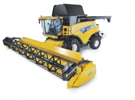 Комбайн CR 9.90 New Holland