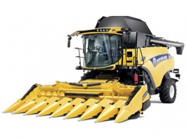 Комбайн CR 7.90 New Holland