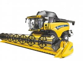 Комбайн СХ 8.80 New Holland