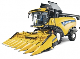 Комбайн CX6.90 New Holland